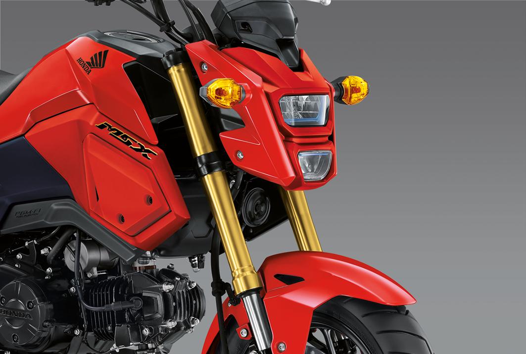 Chi tiết Honda MSX 125cc phiên bản mới ra mắt, gần 50 triệu tại Việt Nam - 5