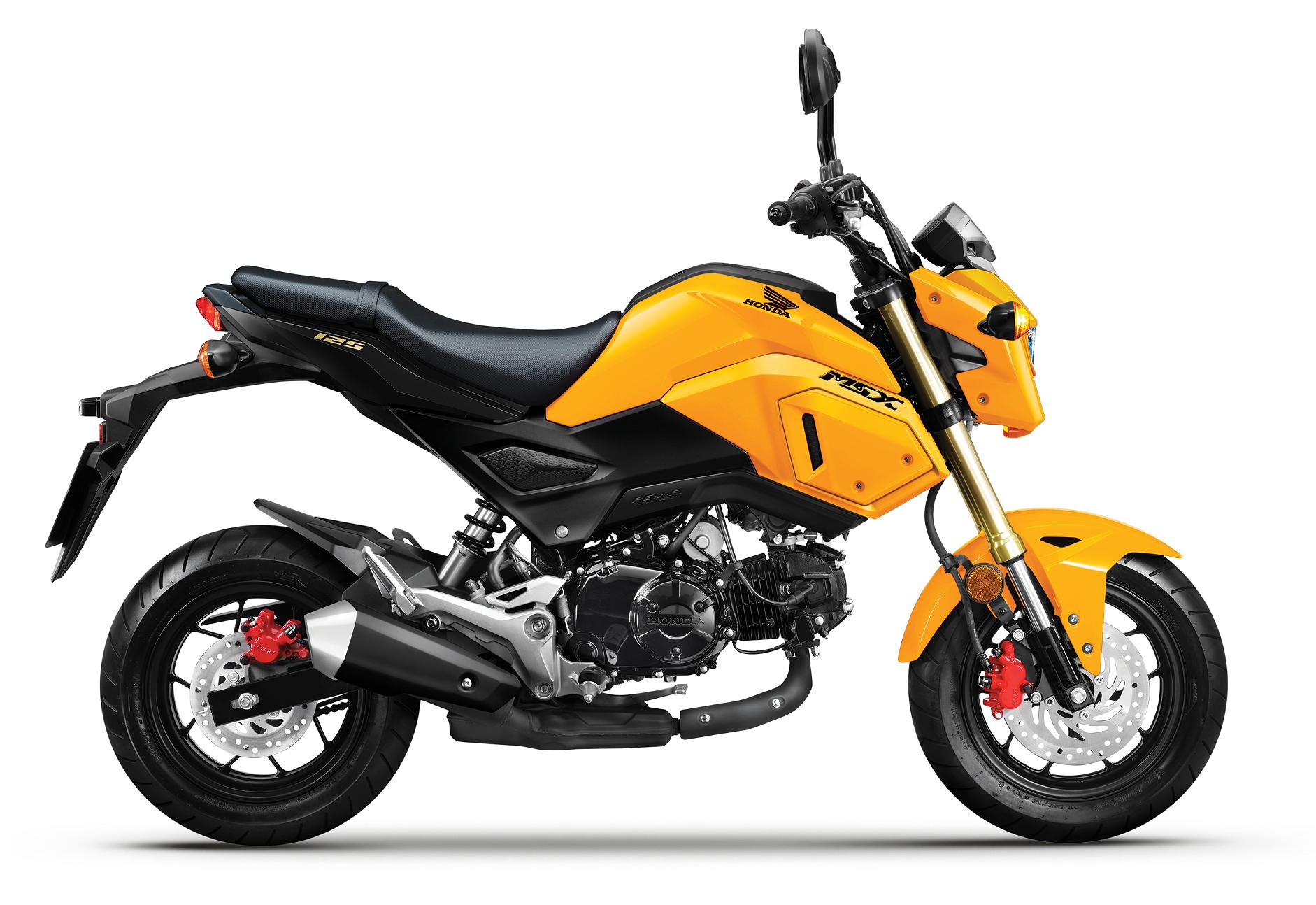 Chi tiết Honda MSX 125cc phiên bản mới ra mắt, gần 50 triệu tại Việt Nam - 2