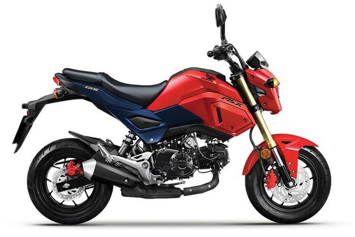 Chi tiết Honda MSX 125cc phiên bản mới ra mắt, gần 50 triệu tại Việt Nam - 3