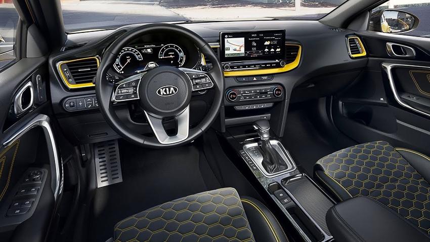 Kia XCeed 2020 bản mới có thêm màu sơn đặc biệt, có thêm lựa chọn máy dầu 1.6 - 16