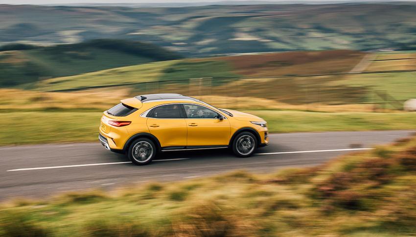Kia XCeed 2020 bản mới có thêm màu sơn đặc biệt, có thêm lựa chọn máy dầu 1.6 - 3