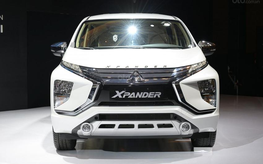 Mitsubishi Xpander đoạt danh hiệu MPV cỡ nhỏ tốt nhất 2020 - 04