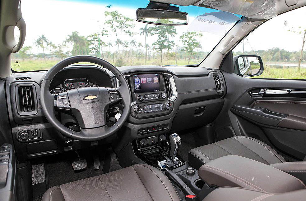 """Chevrolet Trailblazer 2019 tiếp tục giảm giá """"khủng"""" nhưng ít người quan tâm - 2"""