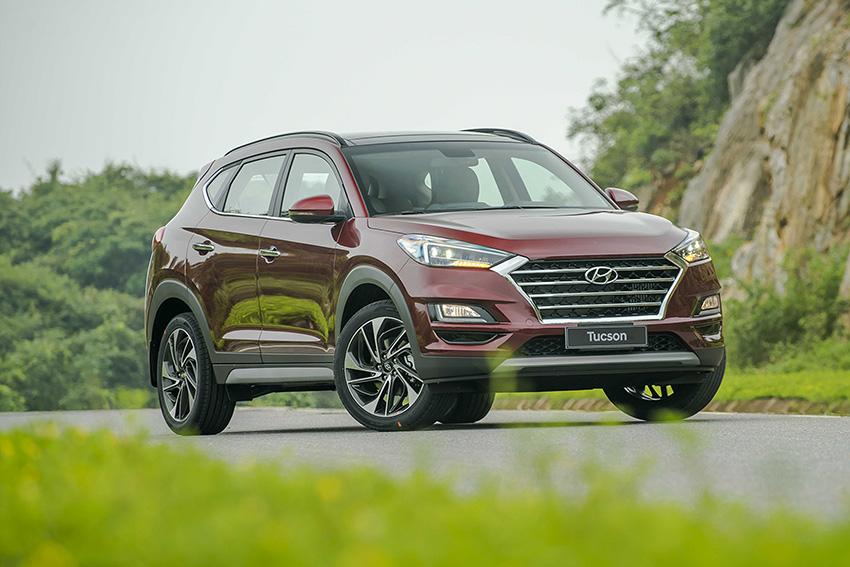 Hyundai Accent bán chạy nhất của TC MOTOR với 1,543 xe bán ra trong tháng 3 - 2