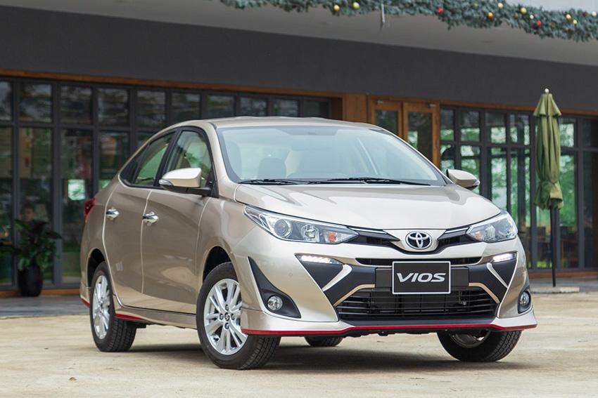 Vượt qua khó khăn mùa dịch, Toyota Việt Nam vẫn bán ra 5.143 xe trong tháng 03 - 2