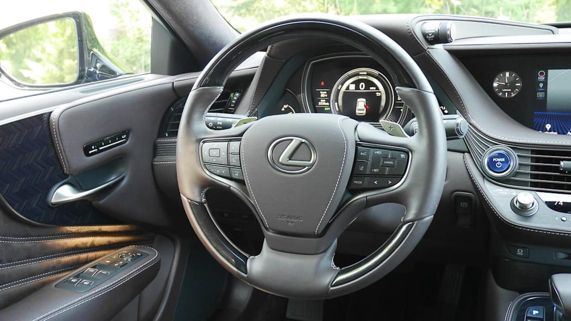 Lexus sẽ hồi sinh phiên bản LS600h được trang bị động cơ V8 Hybrid mới? - 06