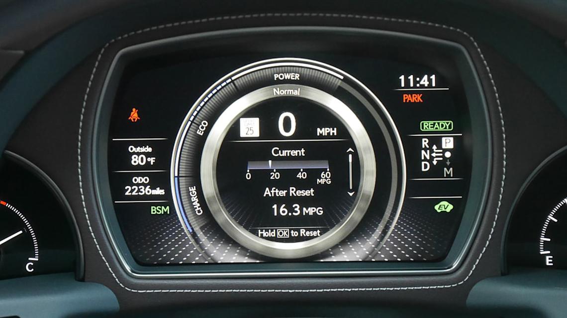 Lexus sẽ hồi sinh phiên bản LS600h được trang bị động cơ V8 Hybrid mới? - 07