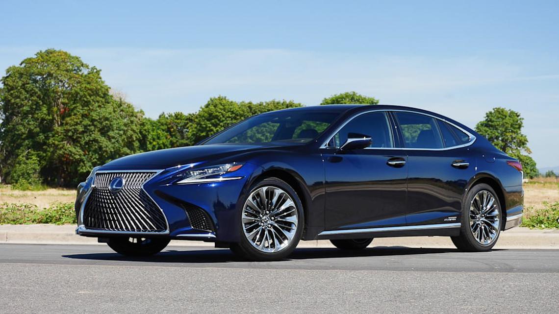 Lexus sẽ hồi sinh phiên bản LS600h được trang bị động cơ V8 Hybrid mới? - 01