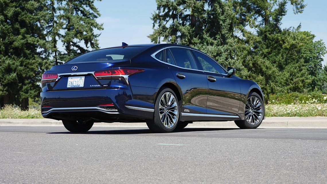 Lexus sẽ hồi sinh phiên bản LS600h được trang bị động cơ V8 Hybrid mới? - 02