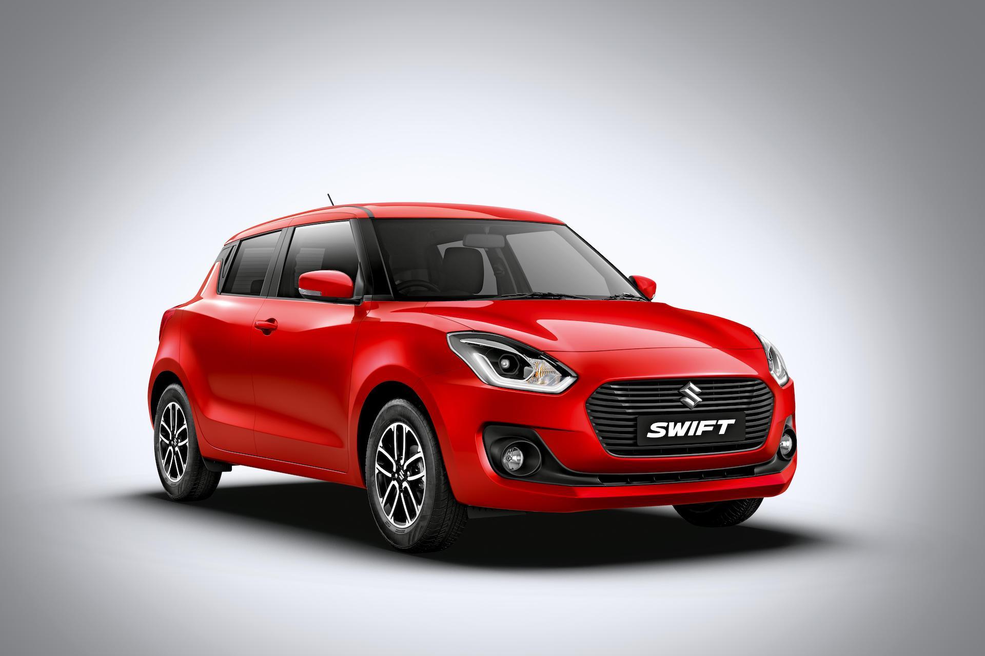 Suzuki Swift 2021 trình làng, thêm tính năng mới - 1