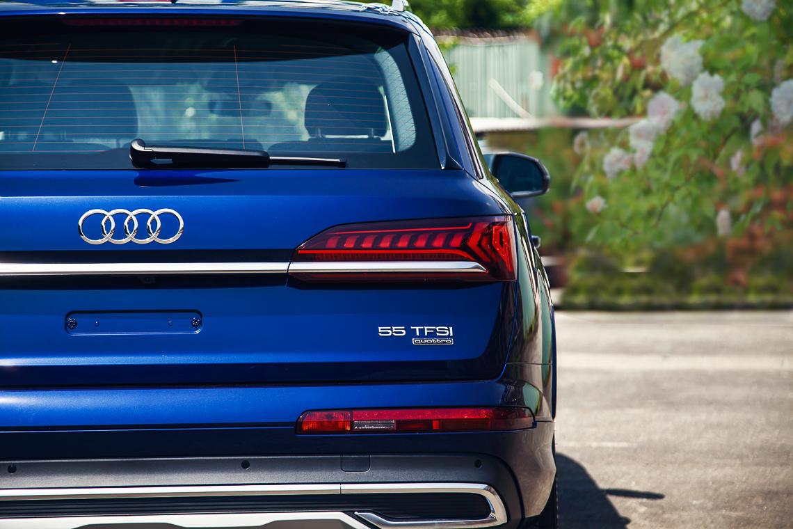 Hình ảnh chi tiết Audi Q7 2020 ra mắt tại Việt Nam, cạnh tranh BMW X5 và Mercedes GLE - 1