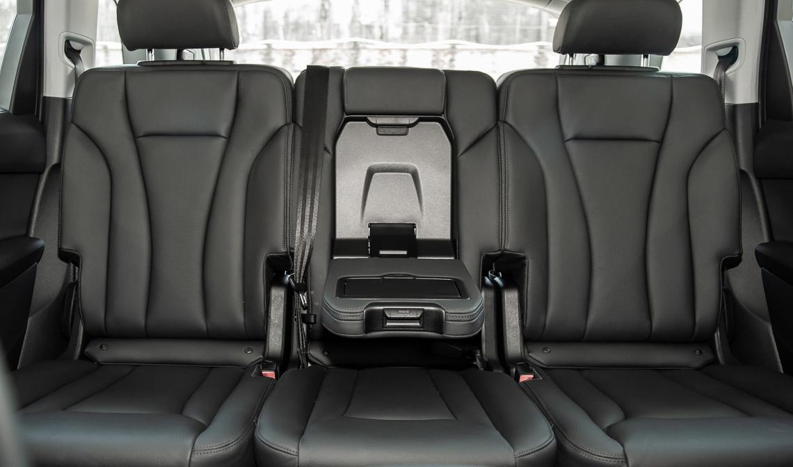 Hình ảnh chi tiết Audi Q7 2020 ra mắt tại Việt Nam, cạnh tranh BMW X5 và Mercedes GLE - 23