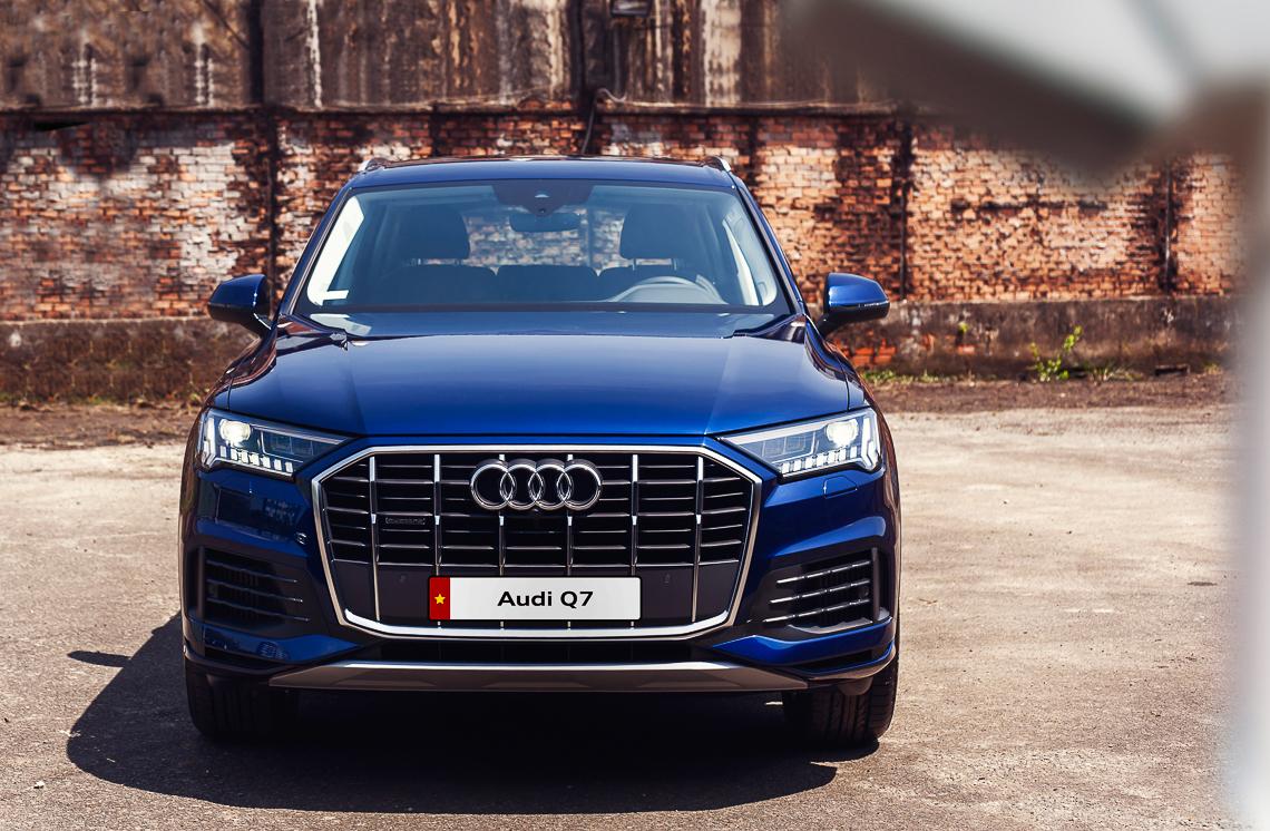 Hình ảnh chi tiết Audi Q7 2020 ra mắt tại Việt Nam, cạnh tranh BMW X5 và Mercedes GLE - 6