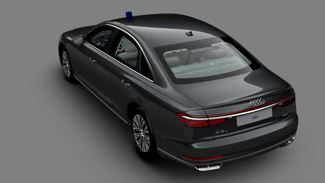 Audi A8 L phiên bản chống đạn có giá 750.000 USD - 02