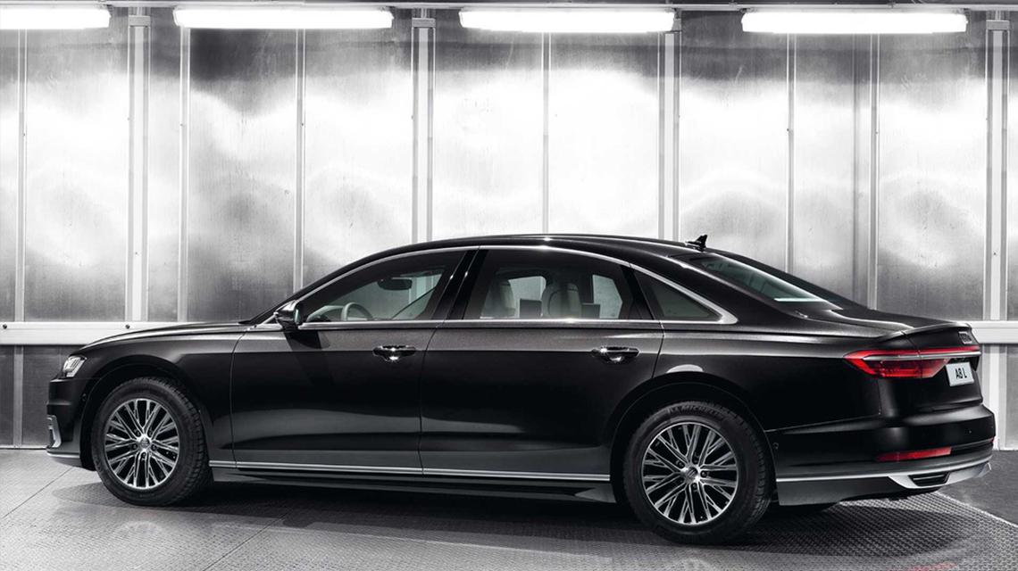 Audi A8 L phiên bản chống đạn có giá 750.000 USD - 03