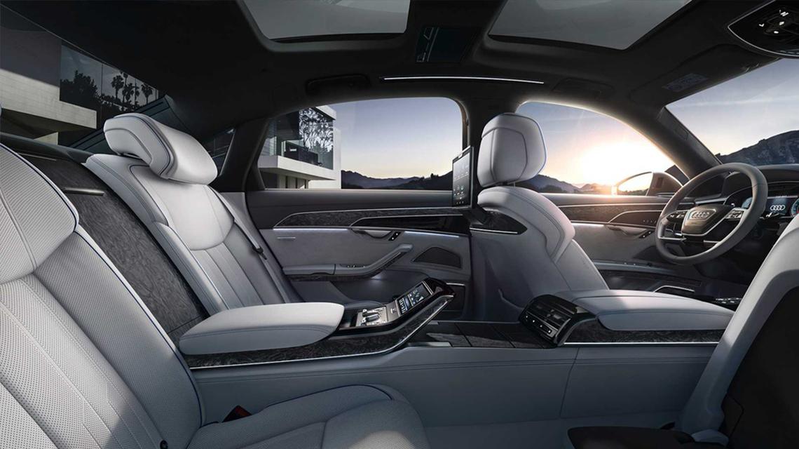 Audi A8 L phiên bản chống đạn có giá 750.000 USD - 04