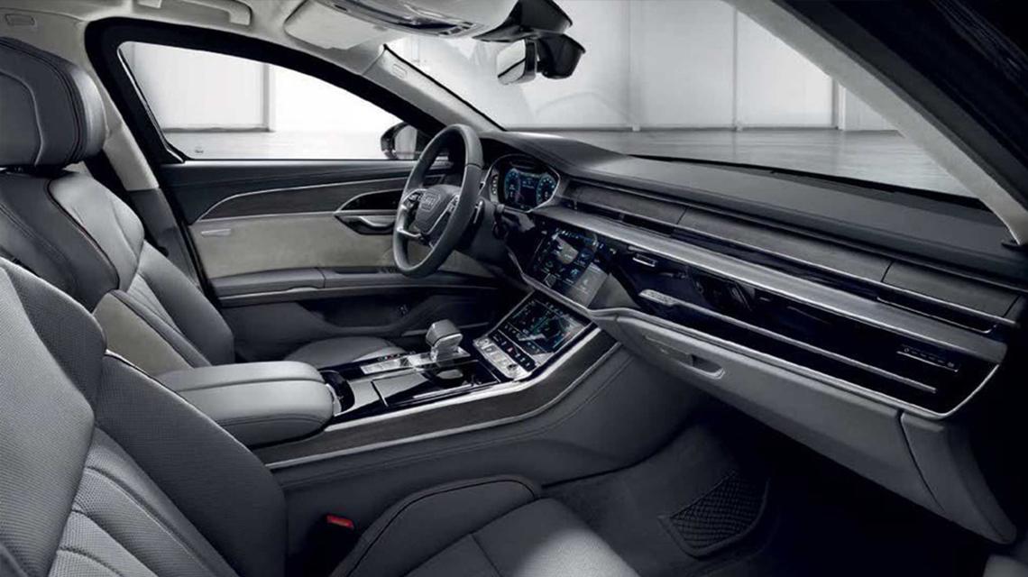 Audi A8 L phiên bản chống đạn có giá 750.000 USD - 05