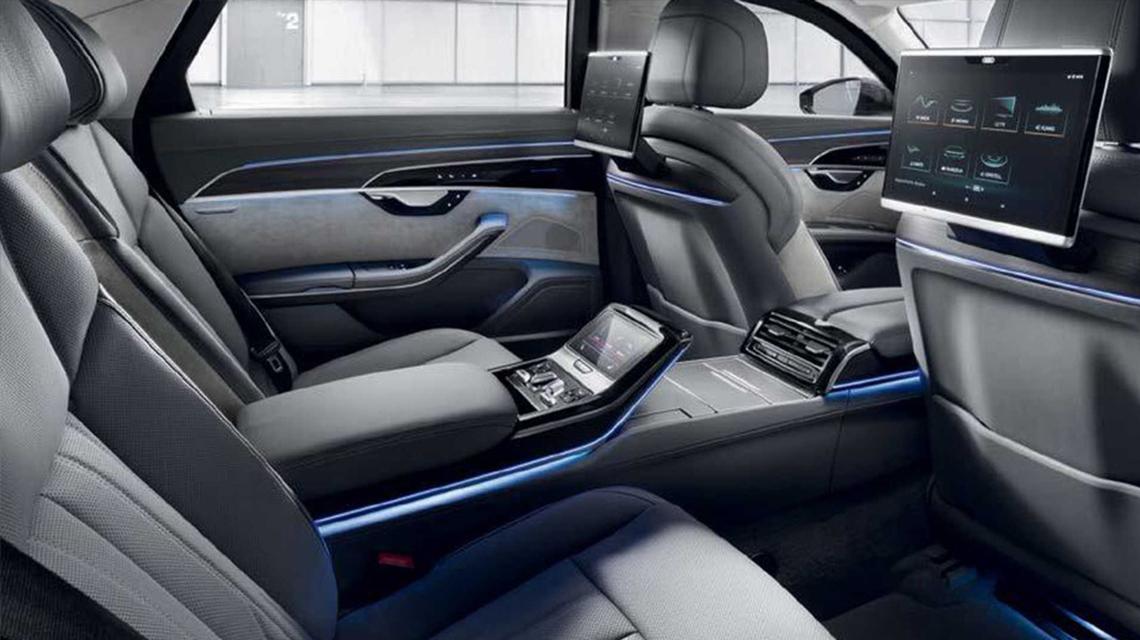 Audi A8 L phiên bản chống đạn có giá 750.000 USD - 08