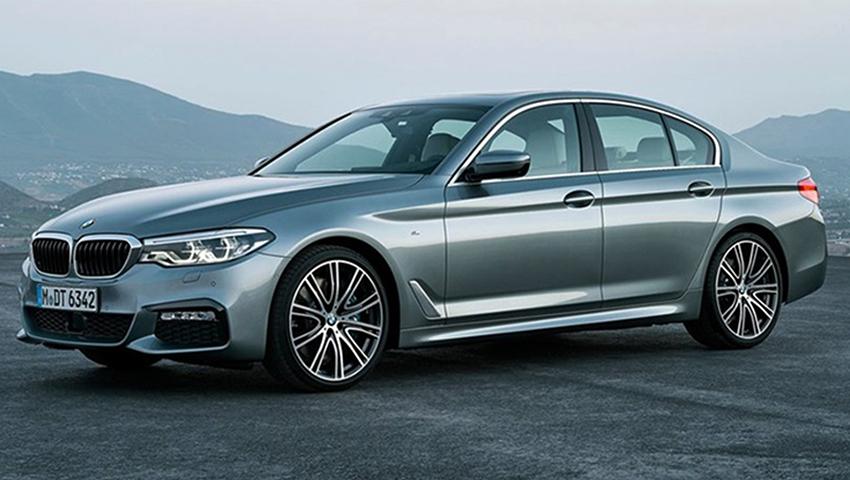 BMW 5 Series (LCI) 2021 lộ diện trước ngày ra mắt - 04