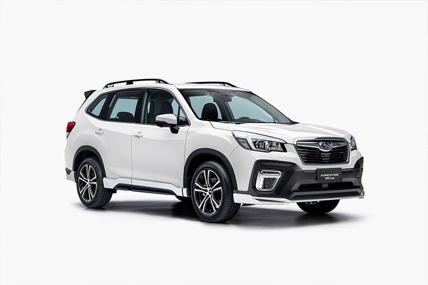 Subaru giới thiệu Bộ phụ kiện đặc biệt GT Edition tại Việt Nam - 02