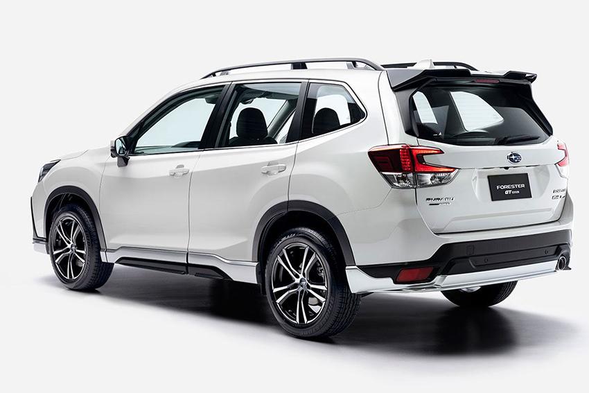 Subaru giới thiệu Bộ phụ kiện đặc biệt GT Edition tại Việt Nam - 03