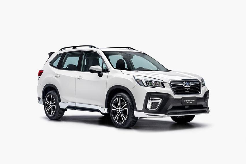 Subaru giới thiệu Bộ phụ kiện đặc biệt GT Edition tại Việt Nam - 05