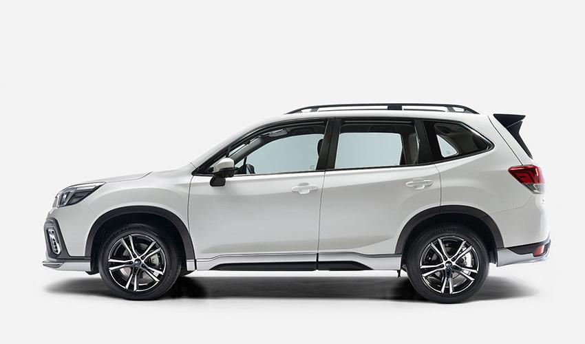 Subaru giới thiệu Bộ phụ kiện đặc biệt GT Edition tại Việt Nam - 06