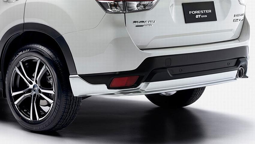 Subaru giới thiệu Bộ phụ kiện đặc biệt GT Edition tại Việt Nam - 09