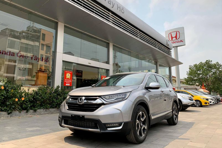 Honda CR-V giảm giá kịch sàn, sắp chuyển sang lắp ráp trong nước? - 02