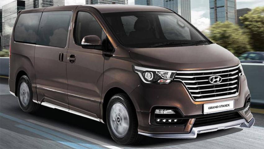 Hyundai Starex ra mắt bản nâng cấp, giá từ 890 triệu đồng - 02