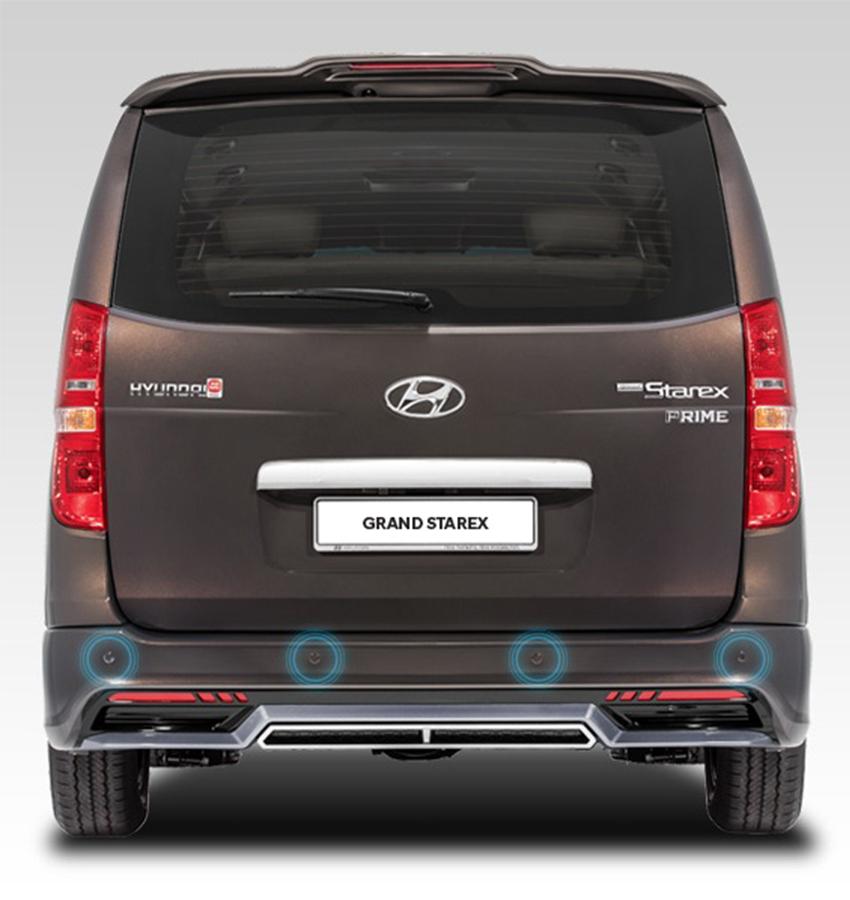 Hyundai Starex ra mắt bản nâng cấp, giá từ 890 triệu đồng - 05