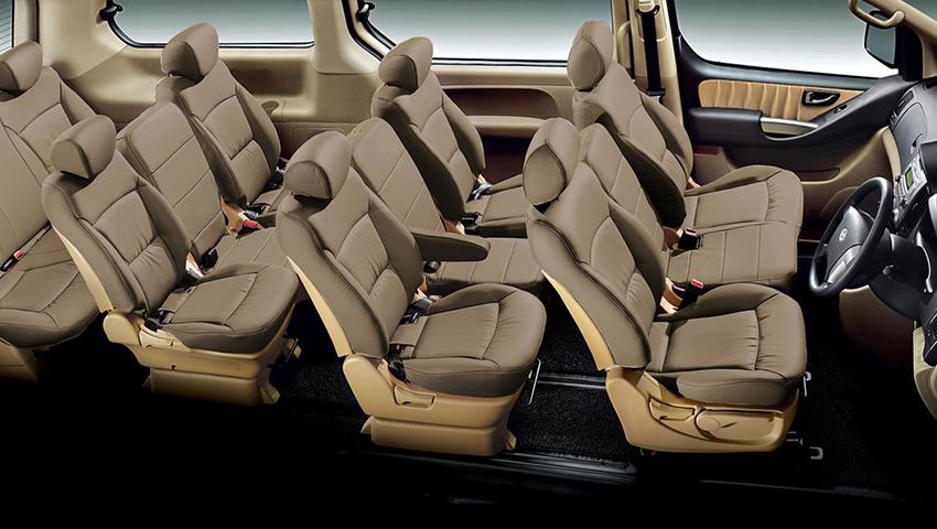 Hyundai Starex ra mắt bản nâng cấp, giá từ 890 triệu đồng - 06