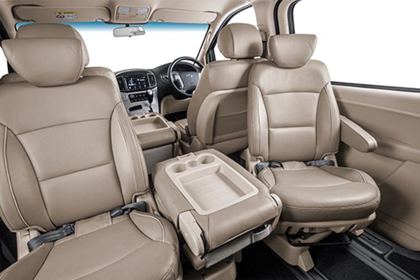 Hyundai Starex ra mắt bản nâng cấp, giá từ 890 triệu đồng - 07