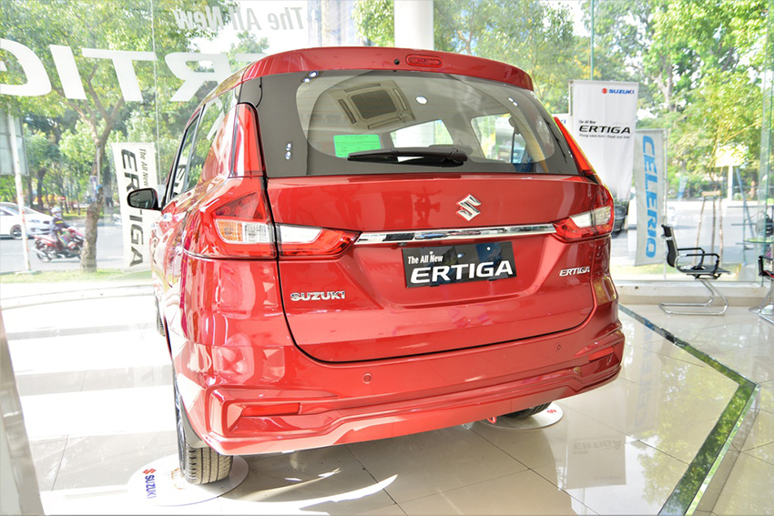 Suzuki Ertiga Sport ra mắt tại Việt Nam giá 559 triệu đồng - 04
