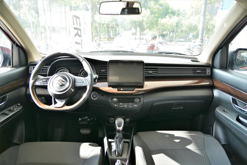 Suzuki Ertiga Sport ra mắt tại Việt Nam giá 559 triệu đồng - 05