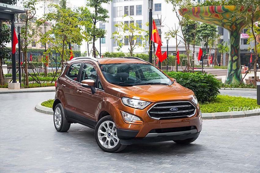 Ford EcoSport giảm giá gần trăm triệu đồng, bản thấp nhất chỉ bằng Honda Brio - 02