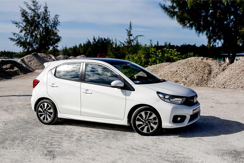 """Honda Brio giảm giá 40 triệu cho """"hàng tồn"""" từ 2019 tại VN - 01"""