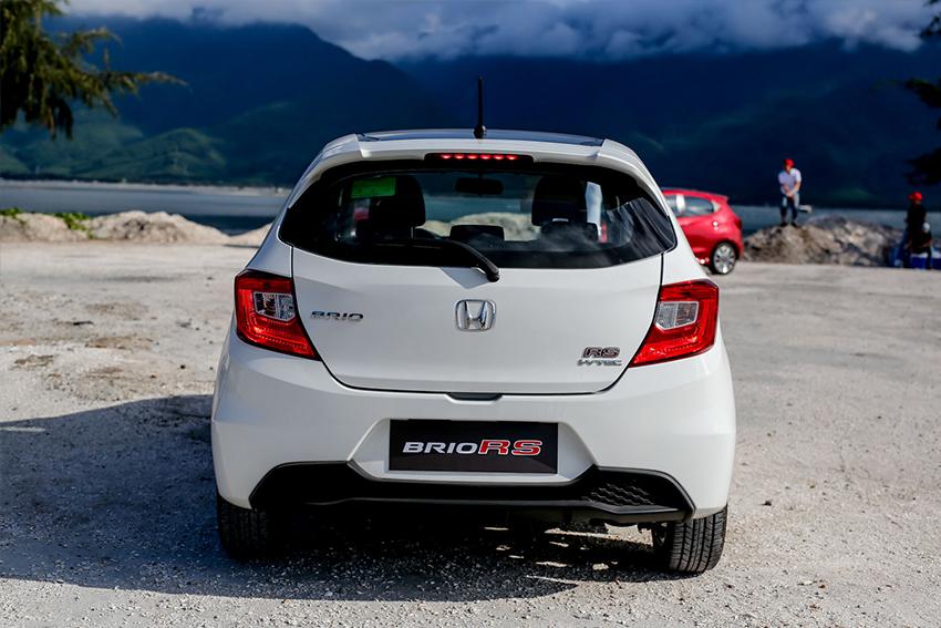 """Honda Brio giảm giá 40 triệu cho """"hàng tồn"""" từ 2019 tại VN - 02"""