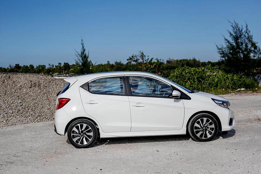 """Honda Brio giảm giá 40 triệu cho """"hàng tồn"""" từ 2019 tại VN - 03"""