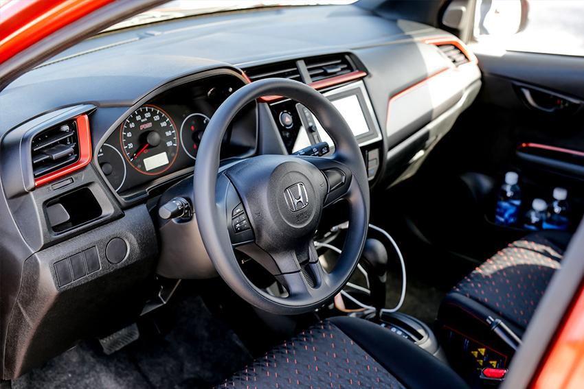 """Honda Brio giảm giá 40 triệu cho """"hàng tồn"""" từ 2019 tại VN - 04"""