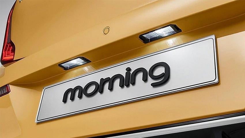 Kia Morning 2021 nâng cấp mới mở bán với giá từ 223 triệu, chờ về Việt Nam - 03