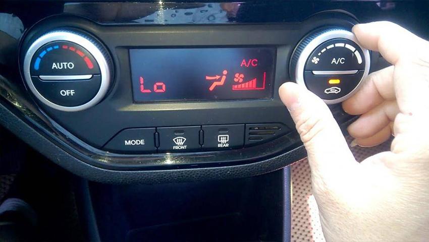 Những lưu ý khi lái xe dưới trời nắng gắt để tránh ảnh hưởng sức khỏe - 06