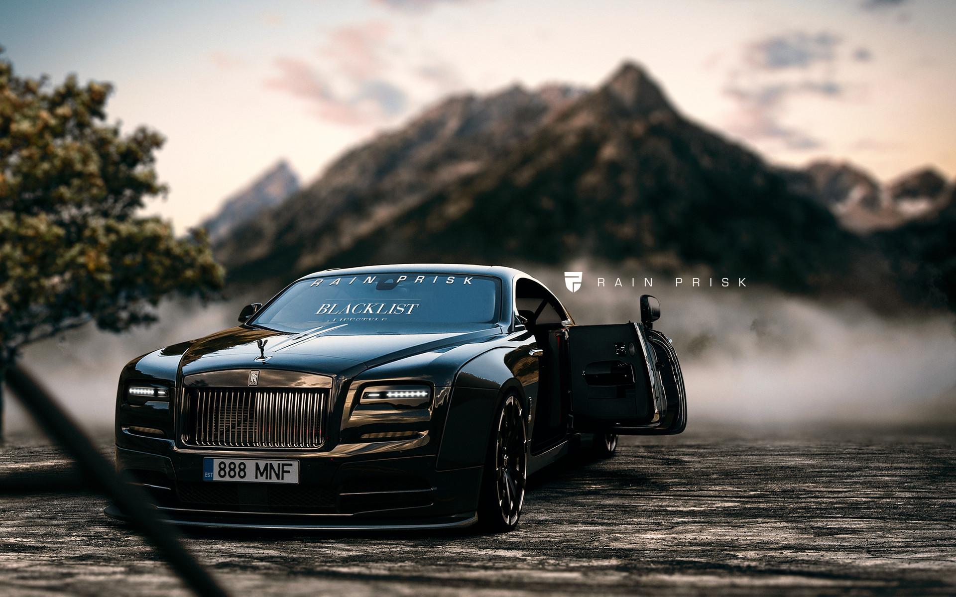 Ngắm Rolls-Royce phiên bản thể thao vừa được hé lộ - 1
