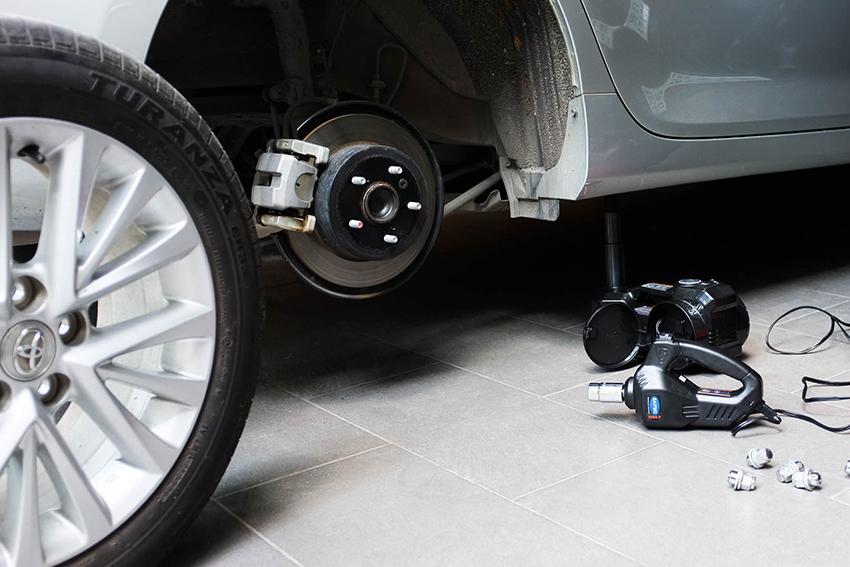 Thời điểm đảo lốp xe ô tô và phương pháp đảo lốp hiệu quả - 03