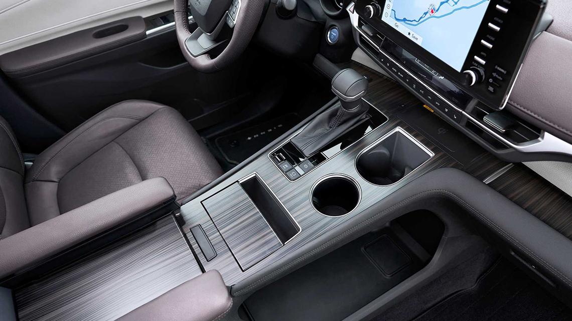Toyota Sienna 2021 thế hệ mới bất ngờ với thiết kế táo bạo - 09