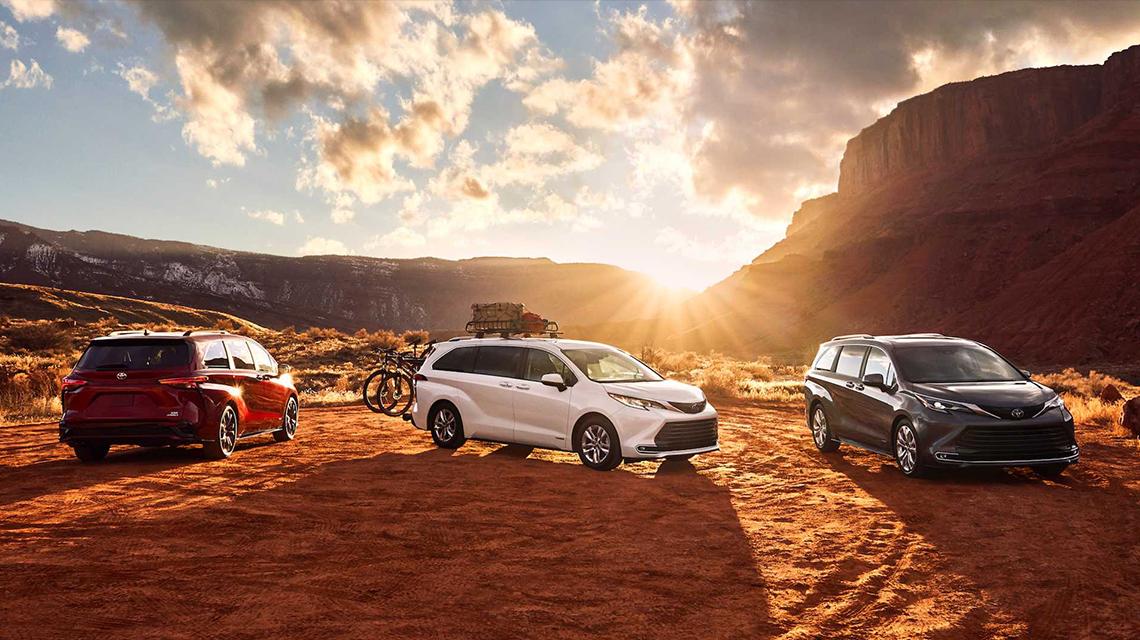 Toyota Sienna 2021 thế hệ mới bất ngờ với thiết kế táo bạo - 11