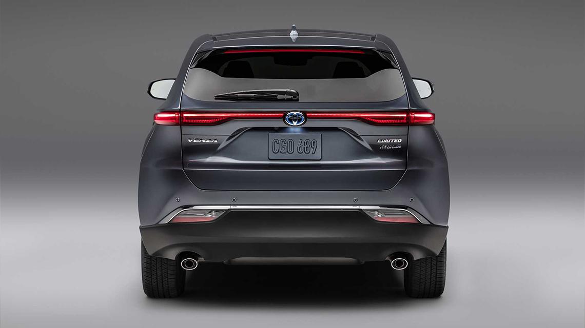 Hồi sinh Toyota Venza 2021, có trở lại thời huy hoàng? - 05