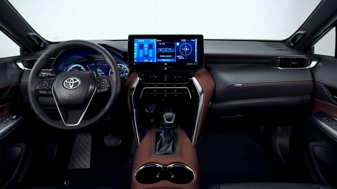 Hồi sinh Toyota Venza 2021, có trở lại thời huy hoàng? - 06