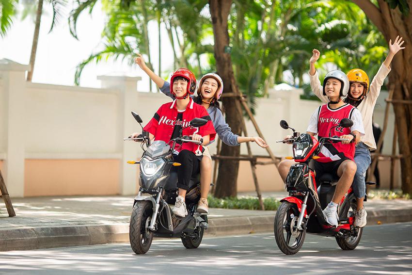 VinFast miễn phí 1 năm thuê bao pin xe máy điện, giảm 50% phí thuê bao 3 tháng - 02