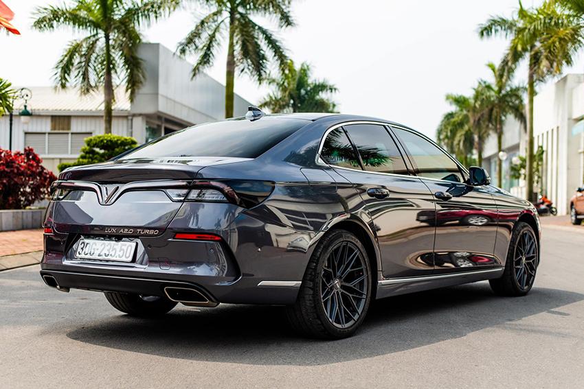 Giá bán ô tô VinFast giảm hàng trăm triệu đồng sau đại dịch Covid-19 - 03